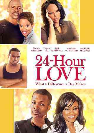24 HOUR LOVE BY WILLIAMS,MALINDA (DVD)