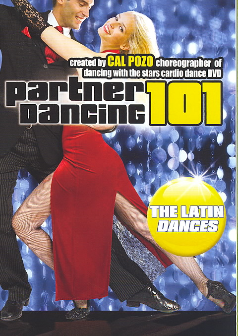 PARTNER DANCING 101:LATIN DANCES (DVD)