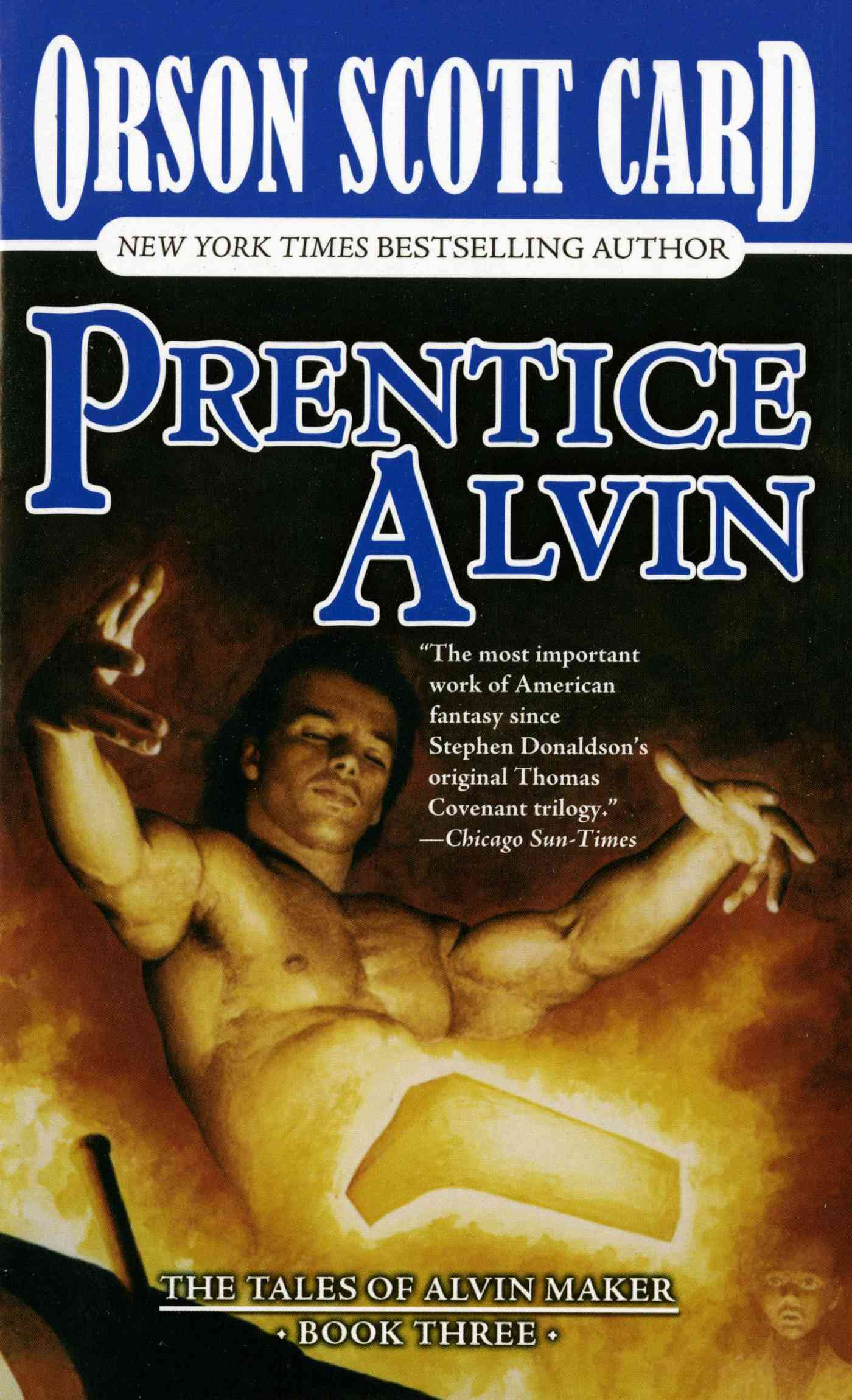 Prentice Alvin By Card, Orson Scott